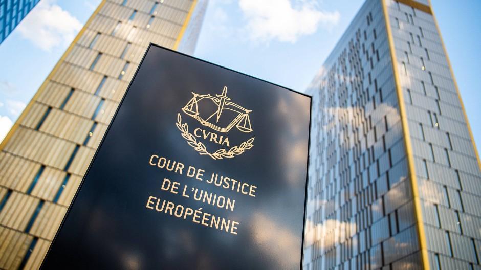 Das letzte Wort in der EU-Rechtsprechung: Der Europäische Gerichtshof in Luxemburg.