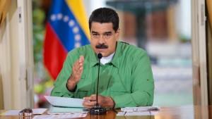 Putsch gegen Maduro laut Regierung niedergeschlagen