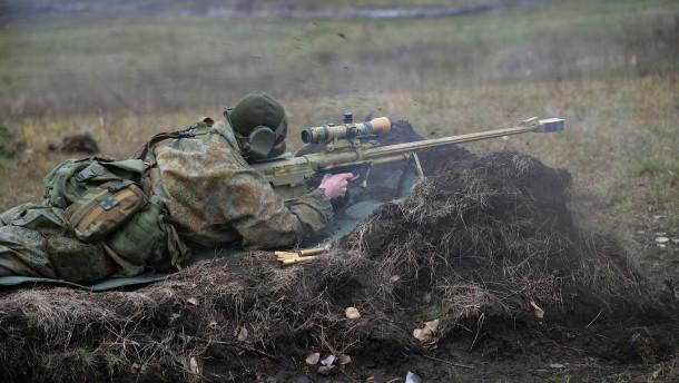 Wehrdienstleistender tötet mindestens drei Soldaten