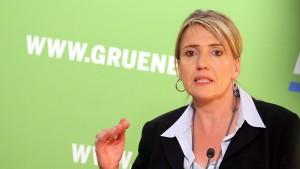 Grüne Parteispitze scheut Votum für Juncker