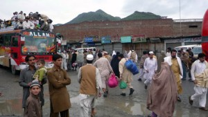 Kämpfe in Pakistan eskalieren
