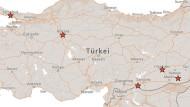 Anschläge in der Türkei