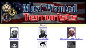 Bush stellt Terrorliste vor
