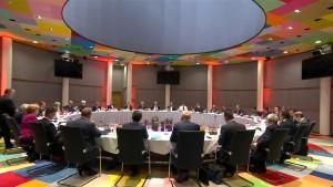 EU will neuen Kommissionspräsidenten bis Ende Juni bestimmen