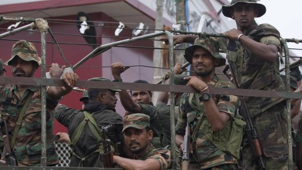 Sri Lanka erlässt Vermummungsverbot