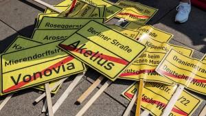 "Zehntausende Menschen demonstrieren gegen ""Mietenwahnsinn"""