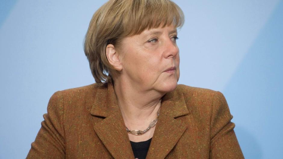 """Keinesfalls Gauck"": Merkel"