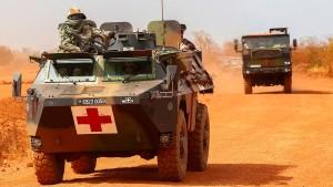 Vormarsch auf Timbuktu