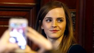 Eine nackte Emma ist die beste Werbung