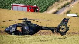 General Flugsicherheit untersucht tödlichen Hubschrauber-Absturz