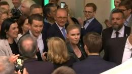 Kanzler Kurz wirft SPÖ Zusammenarbeit mit FPÖ vor