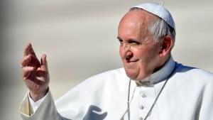 Der Papst als Weltdiplomat