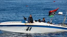 """Geld aus Malta für """"Abfangdienste"""""""