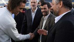 Teheran schickt den Ersatzmann