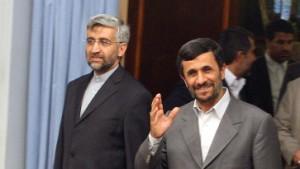 Solana soll nach Iran reisen