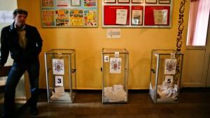 Separatisten: Hohe Beteiligung an Referendum