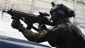 Bolsonaro-Regierung will Scharfschützen einsetzen