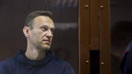 Nawalnyj geht es offenbar immer schlechter