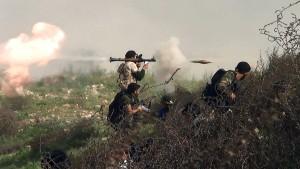 Washington und London bereiten Militärschlag vor