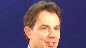 Blairs magere Bilanz
