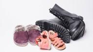 Sind Vater oder Mutter bei der Bundeswehr, stehen ihre Schuhe nur selten im Hausflur: 70 Prozent der Soldaten sind Wochenendpendler