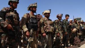 Afghanistan ruft bedingungslose Waffenruhe mit Taliban aus