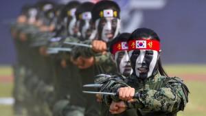 """Seouls Sicherheitsberater warnt vor Krieg """"aus Versehen"""""""