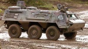 Bundesregierung liefert Fuchs-Panzer für den Irak