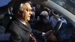 Orbán bekräftigt harten Kurs in Flüchtlingspolitik