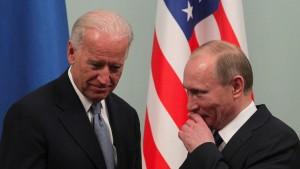 Für Putin wäre Biden eine Bedrohung