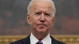 """Biden nennt Beistandsklausel """"heilige Verpflichtung"""""""