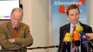 Gauland kann sich AfD ohne Lucke vorstellen
