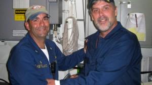 Amerikanischer Kapitän unverletzt befreit
