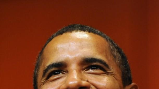 Barack Obama erhält Friedensnobelpreis