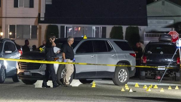 Portland-Tatverdächtiger von Polizei getötet