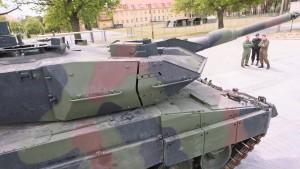 Kampfpanzer für Singapur