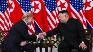 """Trump erwartet """"sehr erfolgreiche Gespräche"""""""
