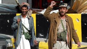 Rebellen stürmen Präsidentensitz im Jemen