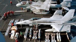 Größter Truppenaufmarsch seit 1991