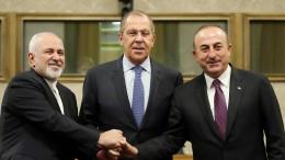 Fortschritt bei Syrien-Gesprächen