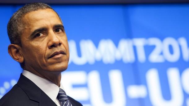 Obama: Ukraine nicht auf dem Weg in die Nato