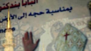 Papst fordert Schutz der Christen im Irak