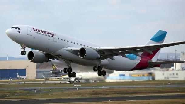 Die Billigflieger sorgen auch 2017 für mehr Passagiere