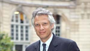 Nach Rücktritt von Raffarin: Villepin wird neuer Premier