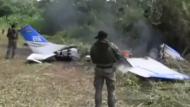 Peru will Flugzeuge zum Abschuss freigeben