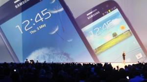 Schickes Smartphone, schiere Größe