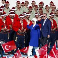Der Sieg der islamischen Osmanen über die christlichen Verteidiger Konstantinopels ist dem türkischen Präsidenten Erdogan 567 Jahre später eine Feier wert.