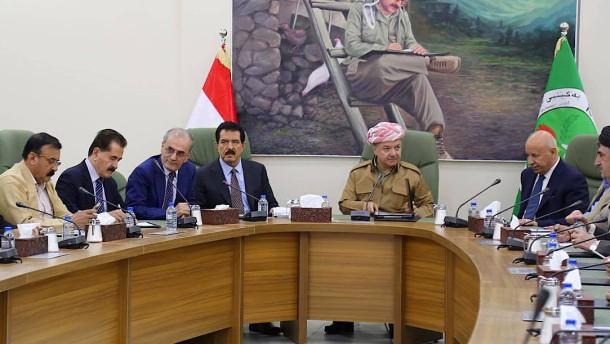 Irakische Kurden planen Wahlen