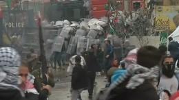 Palästinenser-Proteste werden vorerst weniger