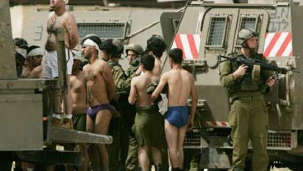 Saadat ergibt sich - Chaos in Gaza